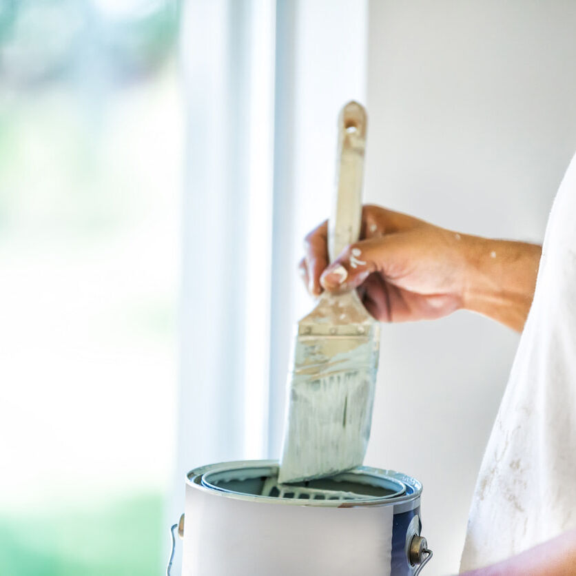 Environmentally-Friendly Paint Options